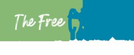 THE FREE CAMPER Logo