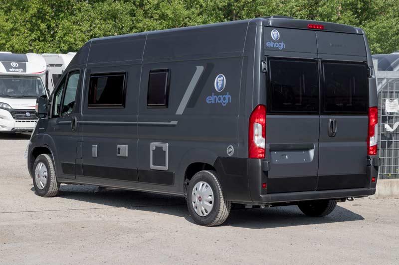 Modelo Elnagh E-Van4